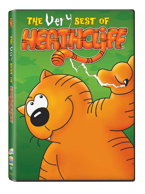 Title details for The Very Best of Heathcliff by DIC Entertainment, L.P., a Cookie Jar company - Wait list